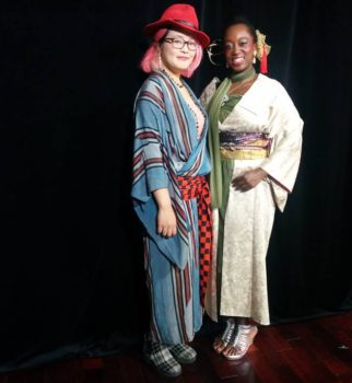 Finished Kimono show imaged of 2020.