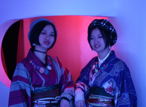 4/20(Fri) Neo Kimono photo shooting in spaceship Vol.2