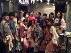 11月11日(金)のファッションショー無事終了しました。