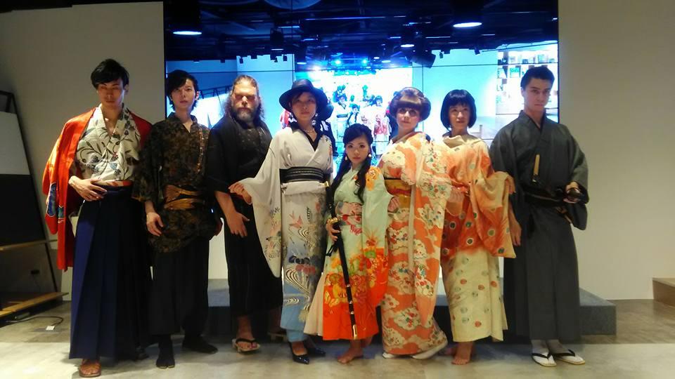 ◆和文化エンターテインメント Kimono Caravan始動しました◆