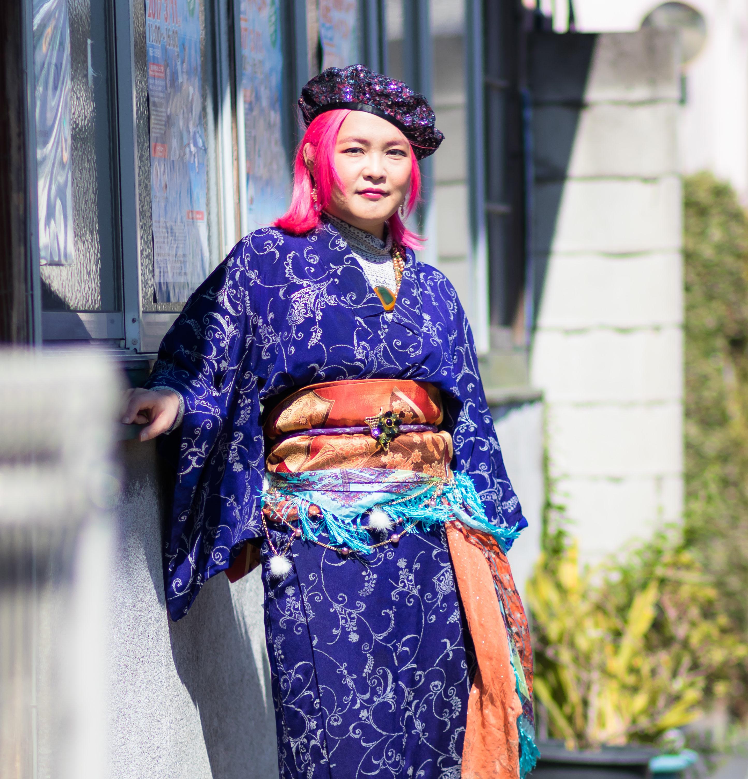 Neo Kimono michael yui