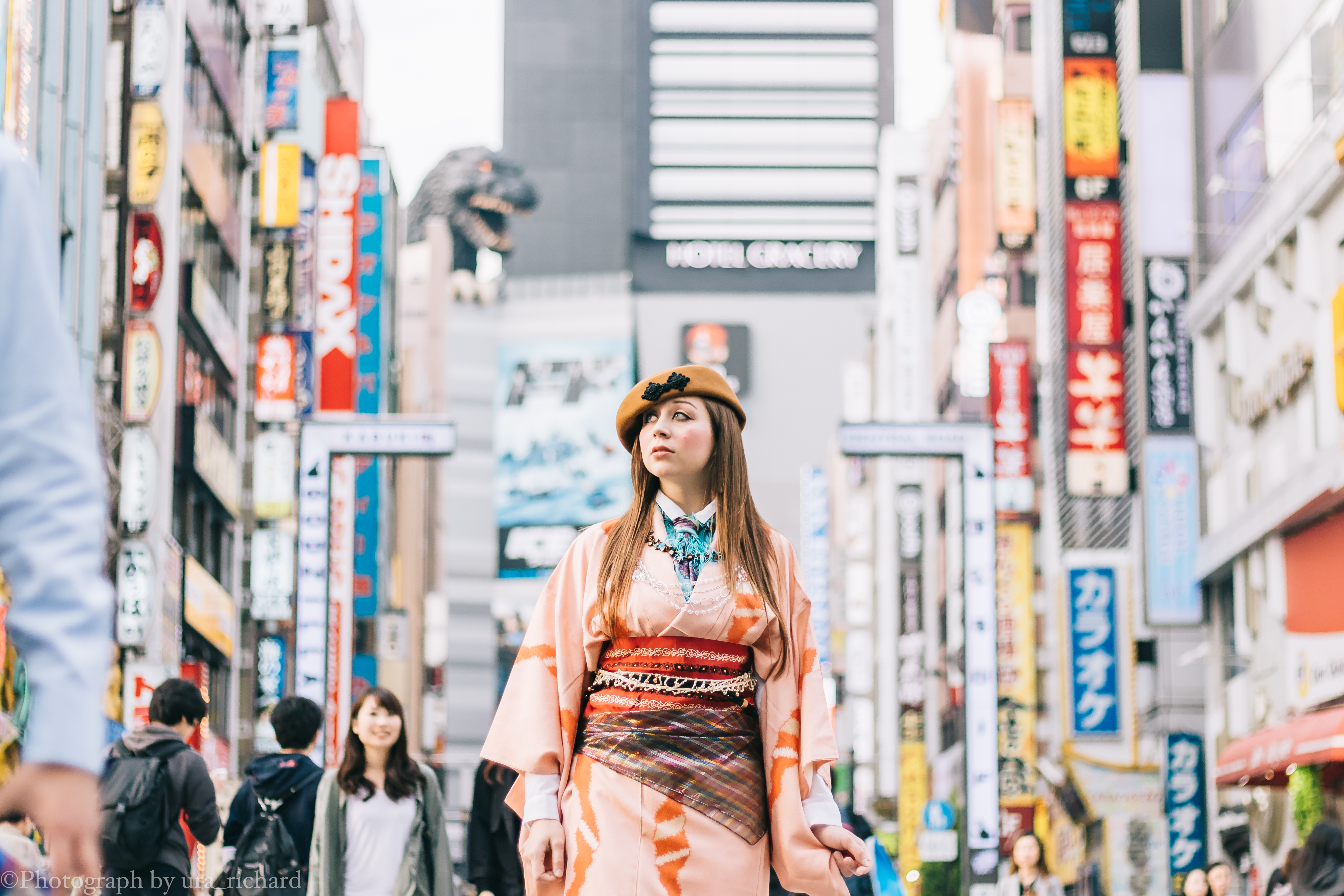 ◆Neo Kimono in London写真集ができるまで11◆