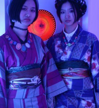 4/20(金)宇宙船でネオKimono公開撮影 Vol.2