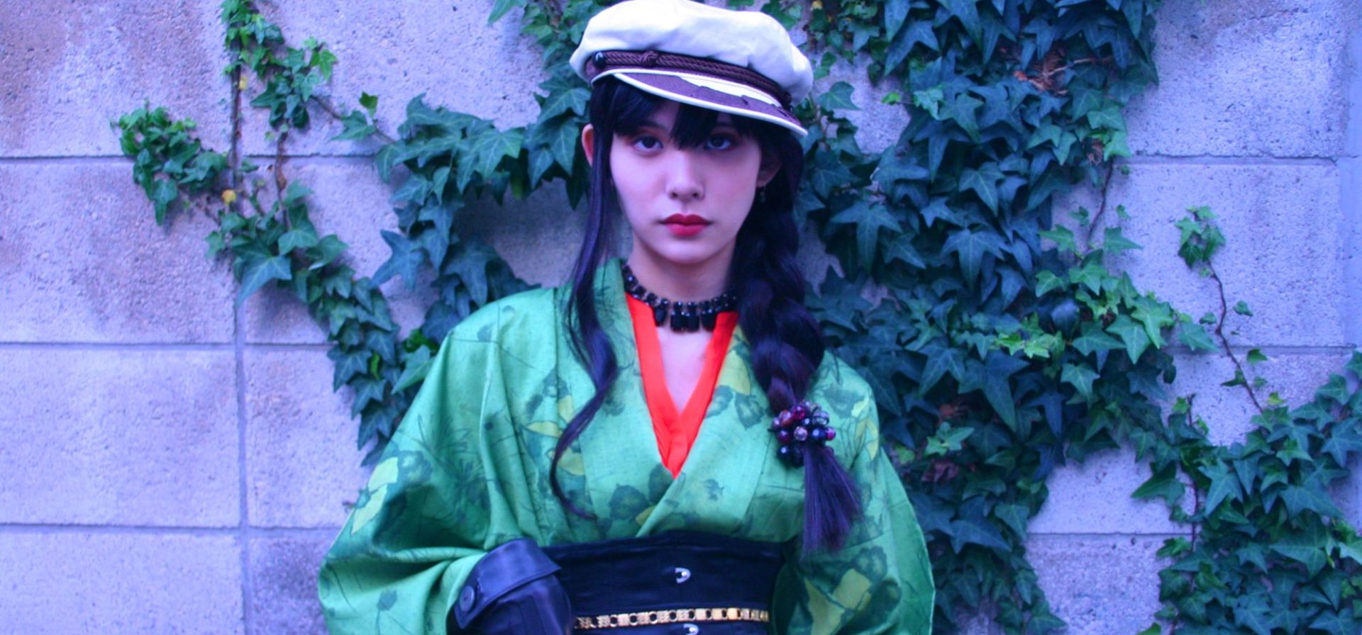 ◆昨日のネオKimonoスタイリングのお客様の写真一部公開◆