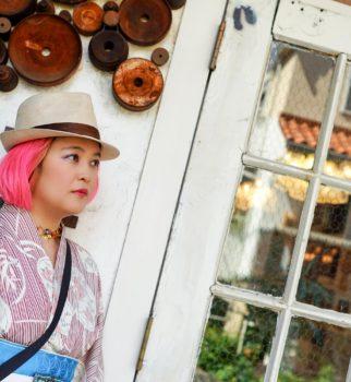 ◆ネオKimonoから始める自由なファッション◆
