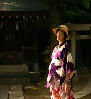 ◆6月1日からNeo Kimono in London写真展スタートしました◆