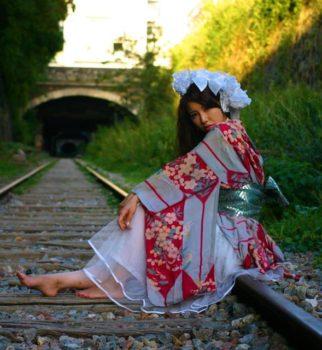 ◆モデルさんとの撮影その2in Paris🇫🇷◆