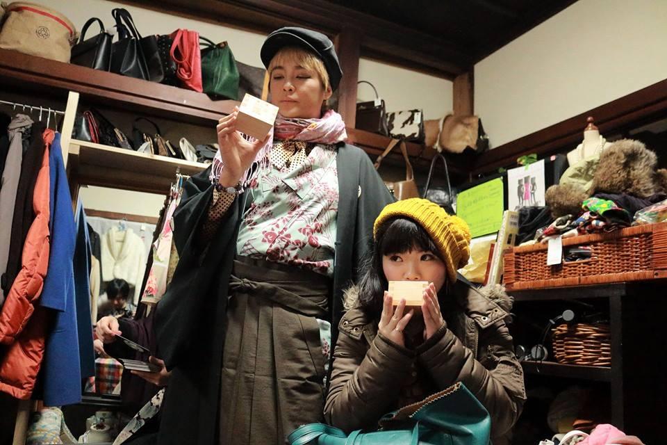 ◆今も変わらず着物が普段着だったらネオKimonoは当たり前だった◆