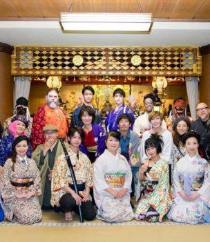 ◆今年も開催『北斎×着物 お寺でフェス2018』◆