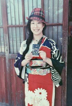 ◆Neo Kimono in London 写真集ができるまで5◆