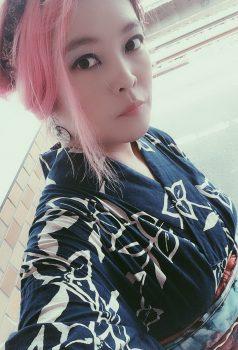 ◆全てはここから始まったNeo Kimono in London写真集ができるまで1◆