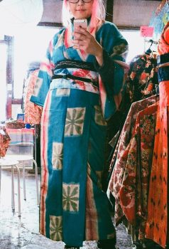 ◆日曜日の魔女達出演記念ネオKimonoスタイリング売切感謝◆
