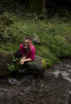 ◆森の妖精の撮影◆