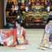 ◆Geisha style from Japanese Kimono fashion festival at Hokusai related temple◆
